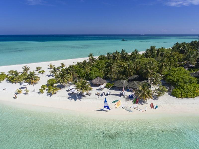 Hôtel holiday island resort et spa 4*