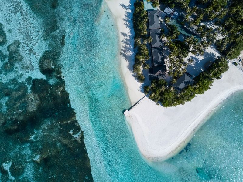 Hôtel Pearl Sands Of Maldives 4*