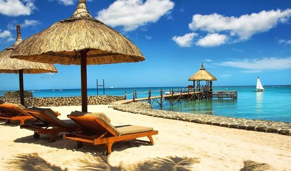 Hôtel maritim resort & spa mauritius 5*