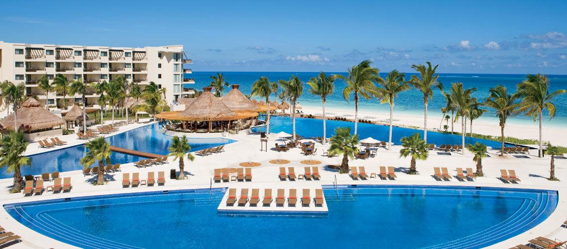 Hôtel kappa club dreams riviera cancún 5*