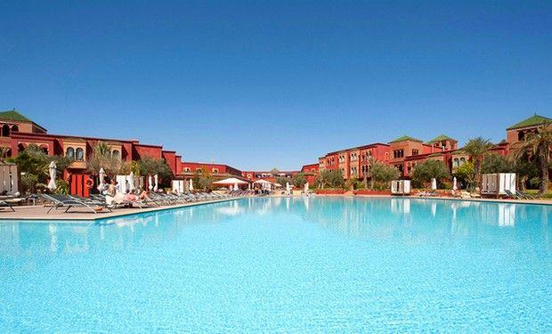 Hôtel eden andalou aquapark et spa 5*