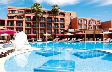 Hôtel Medina Garden 4*