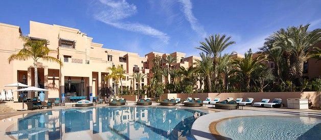 Mövenpick Hôtel Mansour Eddahbi Marrakech 5*