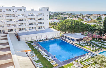 Hôtel Club Albufeira Sol et Spa 4*