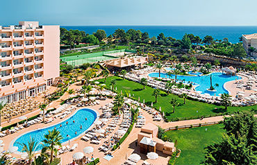 Riu club hôtel guarana 4*