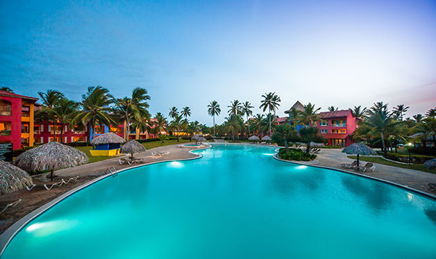 Hôtel caribe club princess beach resort & spa 4*