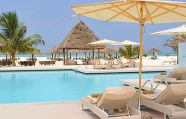 Hôtel Gold Zanzibar Beach House & Spa 4*