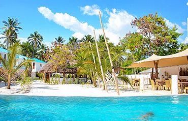 Hôtel Indigo Beach Zanzibar 4* Charme