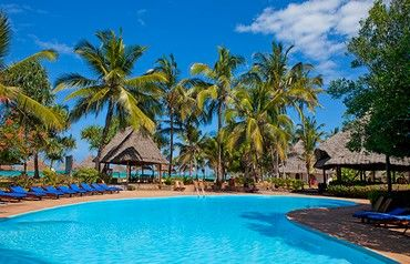 Hôtel Kiwengwa Beach Resort 4* Sup
