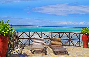 Hôtel ras michamwi beach resort 3*
