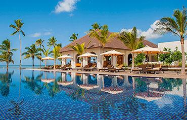 Hôtel The Residence Zanzibar 5*