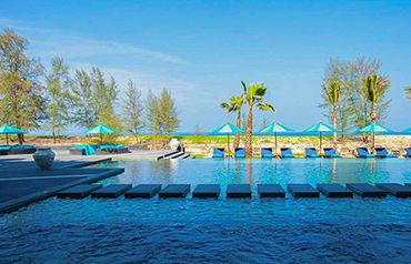 Hôtel le coral hideaway beyond phuket 5*