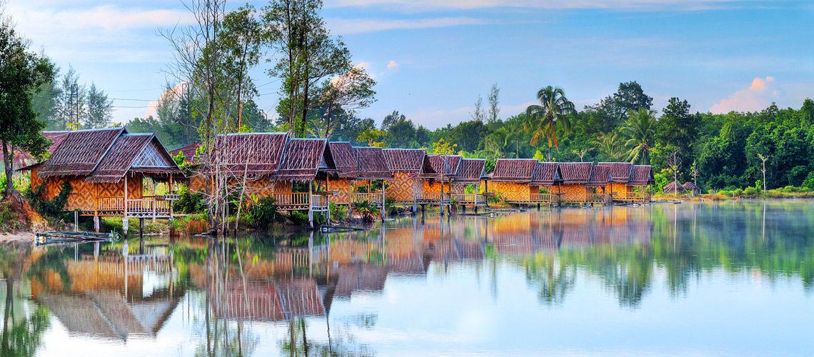 Circuit les perles du sud et extension sentido graceland khao lak resort & spa 5*