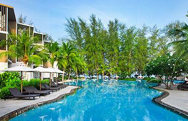 Hôtel holiday inn resort phuket mai khao beach 4*