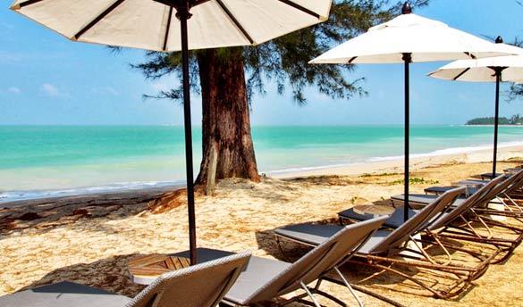 Hôtel Sentido Graceland Khao Lak Resort & Spa 5*