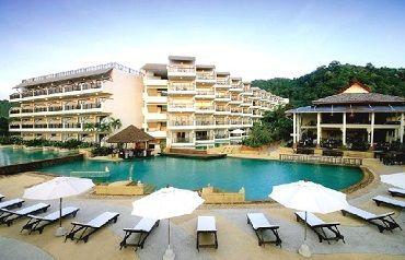 Hôtel Krabi La Playa Resort 4*