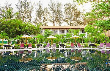 Hôtel Naiyang Beach Resort et Spa 4*