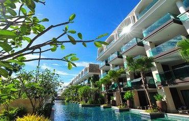 Hôtel phuket graceland resort & spa 5*