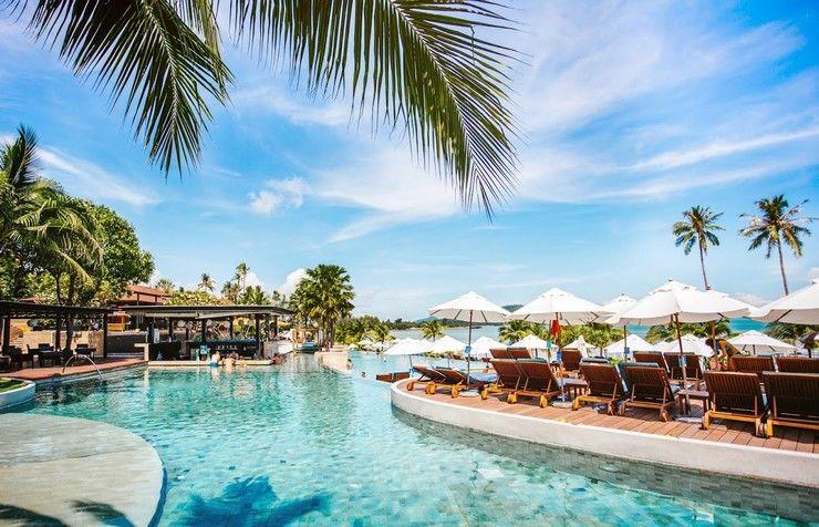 Hôtel Pullman Phuket Panwa Beach Resort 5*