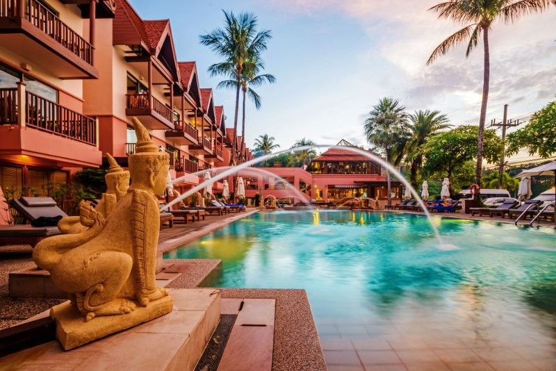 Seaview Patong Hôtel 4*