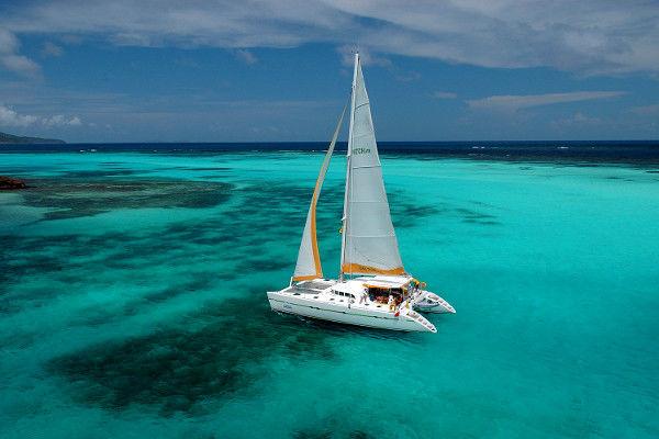 Combiné Croisière Grenadines et séjours à Union et Ste Lucie