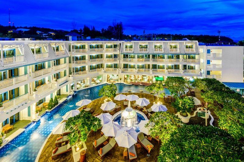 Andaman Seaview Hôtel 4*