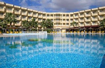 Hôtel Houda Yasmine Hammamet 4*