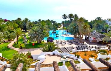 Hôtel odyssée resort 4*