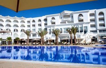 Hôtel radisson blu resort et thalasso hammamet 4*