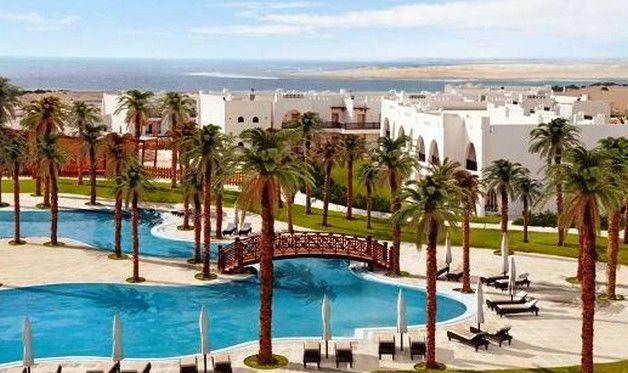 Hôtel hilton nubian resort 5*