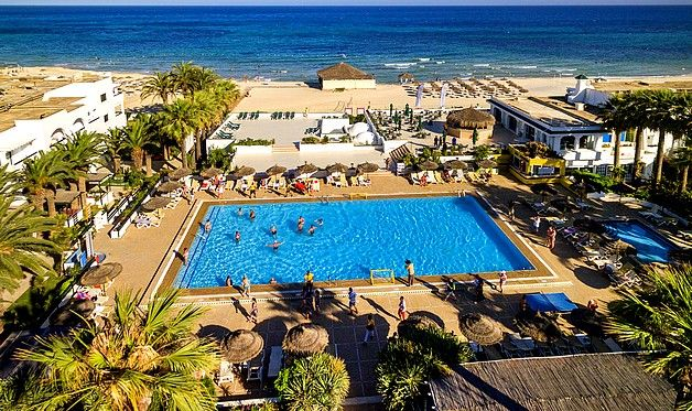 Hôtel Magic Life Club Hammamet Beach 3*