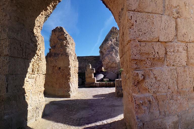 Circuit découverte tunisie et séjour à l'hôtel el mouradi skanes 4*