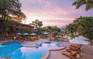 Hôtel Chanalai Flora Resort 4*