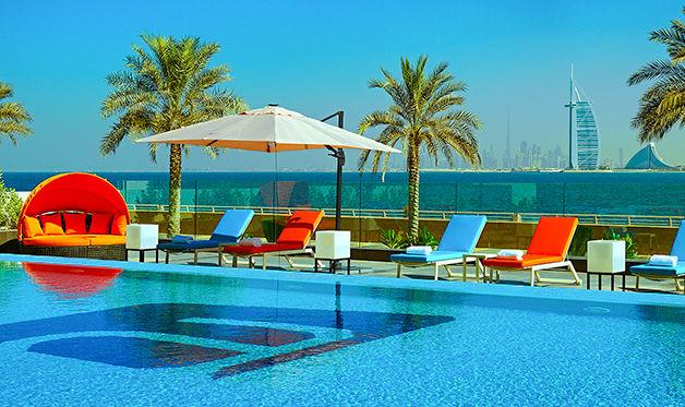 Hôtel aloft palm jumeirah 4*