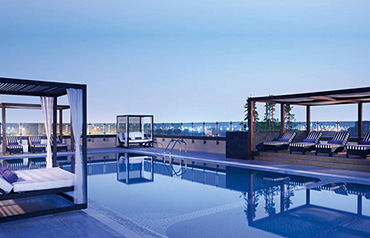 Hôtel Pullman Jumeirah Lakes Towers & Residence 5*