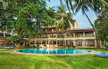 Hôtel neptune beach resort 4*