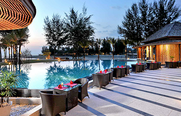 Hôtel Apsara Beachfront Resort et Villa 4*
