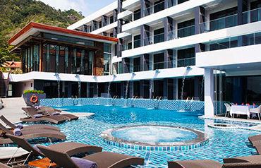 Hôtel yama phuket 4*