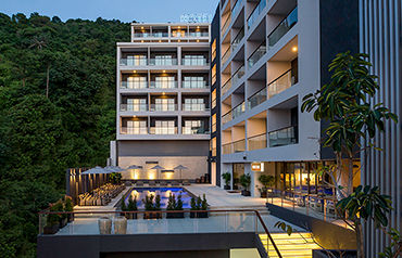 Hôtel Ikon Phuket 4*