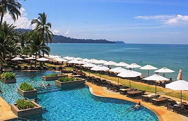 Hôtel Mukdara Beach Villa & Spa Resort 4*