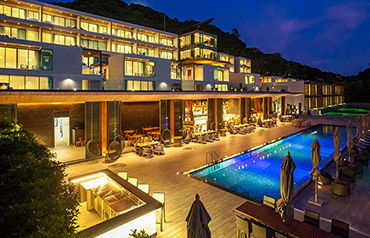 Hôtel my beach resort 5*