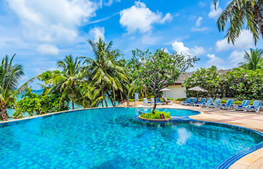Hôtel Panwa Boutique Beach Resort 4*