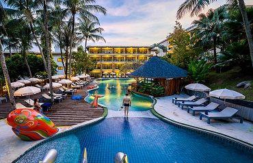 Hôtel Peach Hill Resort 4*