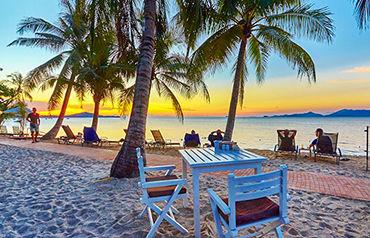 Hôtel paradise beach resort 4*