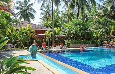 Hôtel Sudala Beach Resort 3*