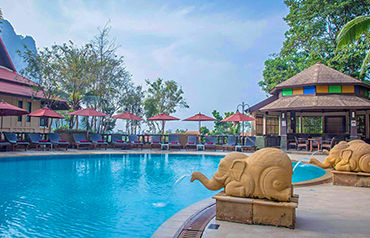 Hôtel vogue resort & spa ao nang 4*