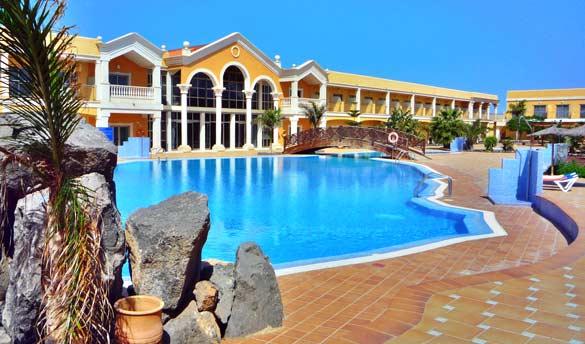 Hôtel cotillo beach 3*