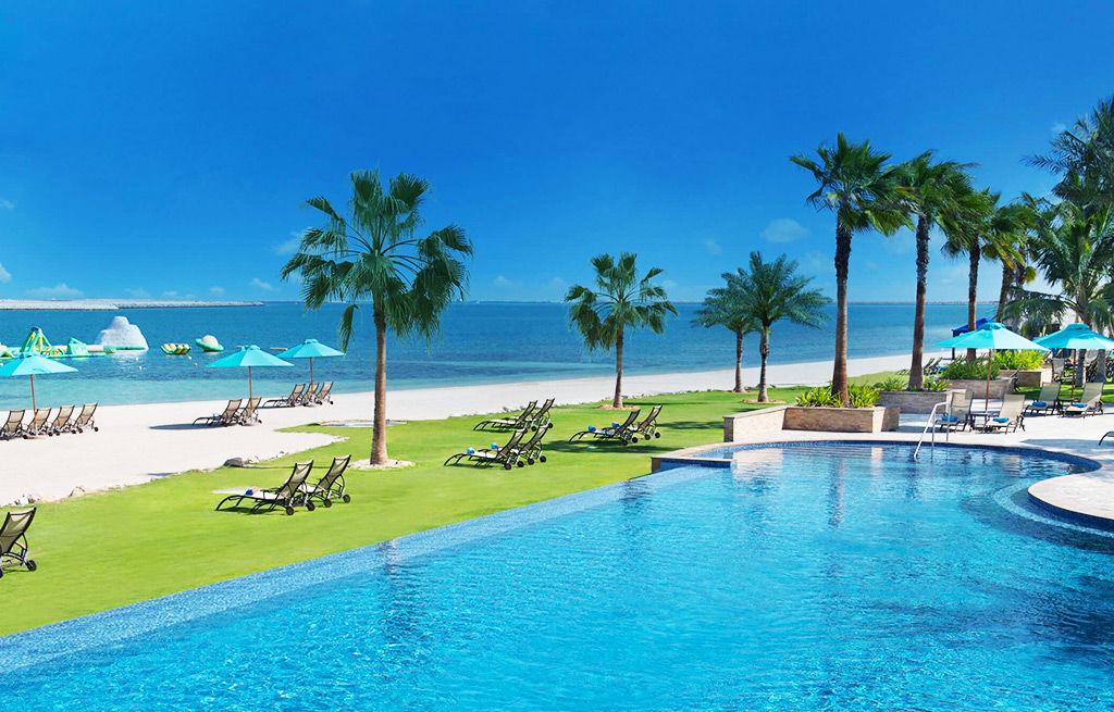 Hôtel Ôclub premium ja jebel ali beach resort 5*