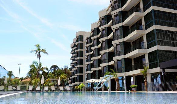 Hôtel Enotel Quinta Do Sol 4*