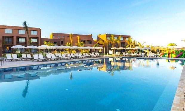Hôtel be live experience marrakech palmeraie 4*